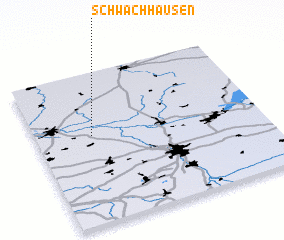 3d view of Schwachhausen