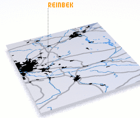 3d view of Reinbek