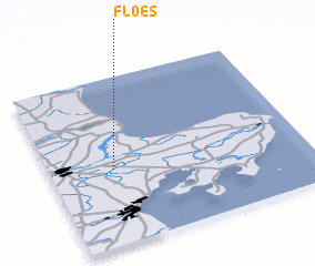 3d view of Floes