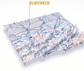 3d view of Blaichach