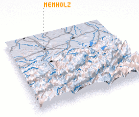 3d view of Memhölz
