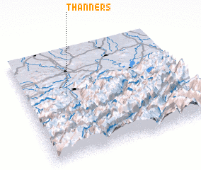 3d view of Thanners