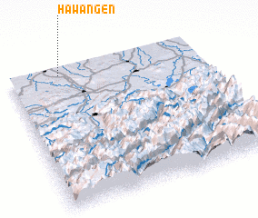 3d view of Hawangen