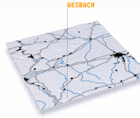 3d view of Wesbach
