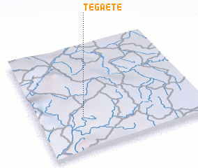 3d view of Tegaete