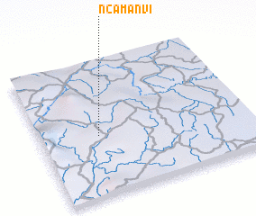 3d view of Ncamanvi