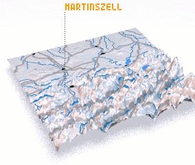 3d view of Martinszell