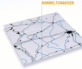 3d view of Rummeltshausen