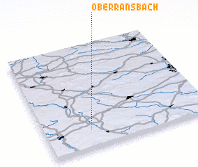 3d view of Oberransbach
