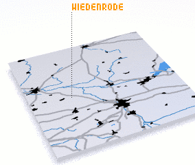 3d view of Wiedenrode