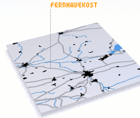 3d view of Fernhavekost