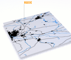 3d view of Haue
