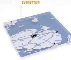 3d view of Svenstrup