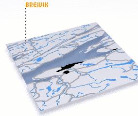 3d view of Breivik