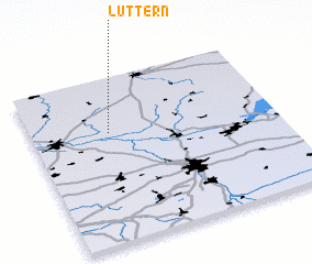 3d view of Luttern