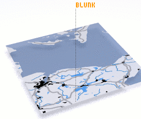 3d view of Blunk