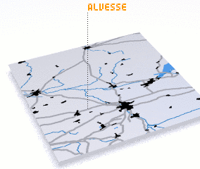 3d view of Alvesse