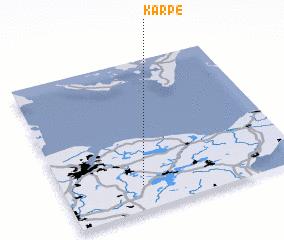 3d view of Karpe