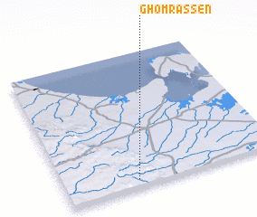 3d view of Ghomrassen