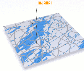 3d view of Kajawai