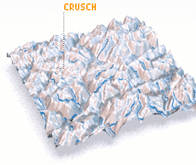 3d view of Crusch