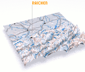 3d view of Raichen