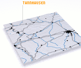 3d view of Tannhausen