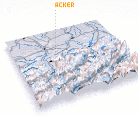 3d view of Acker
