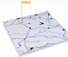 3d view of Ruhla