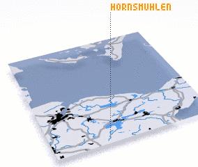 3d view of Hornsmühlen