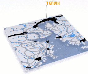 3d view of Tenvik