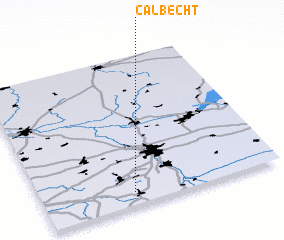 3d view of Calbecht