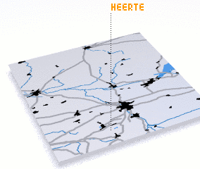 3d view of Heerte