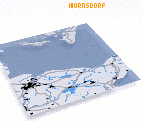 3d view of Hornsdorf