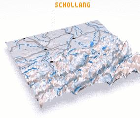3d view of Schöllang