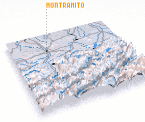 3d view of Montramito
