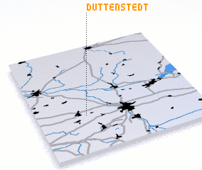 3d view of Duttenstedt
