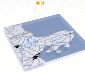 3d view of Andi