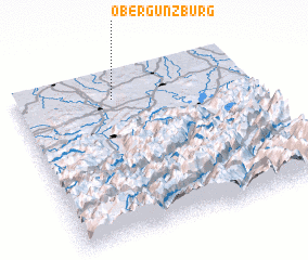 3d view of Obergünzburg