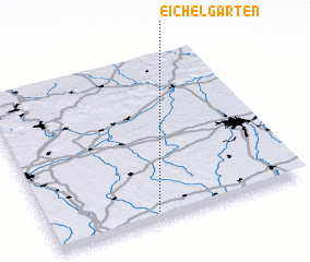 3d view of Eichelgarten