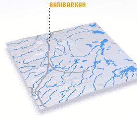 3d view of Banī Barkah