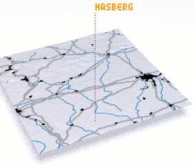 3d view of Hasberg