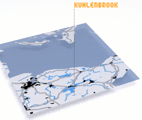 3d view of Kuhlenbrook