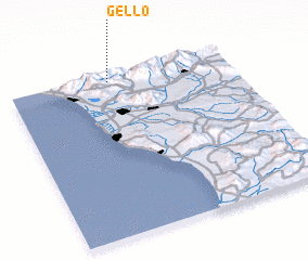3d view of Gello
