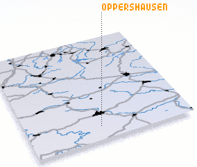 3d view of Oppershausen