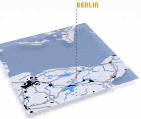 3d view of Berlin