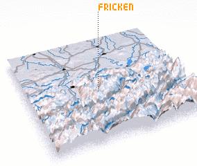 3d view of Fricken