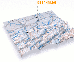 3d view of Oberhalde