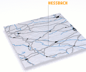 3d view of Heßbach