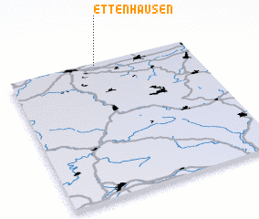 3d view of Ettenhausen